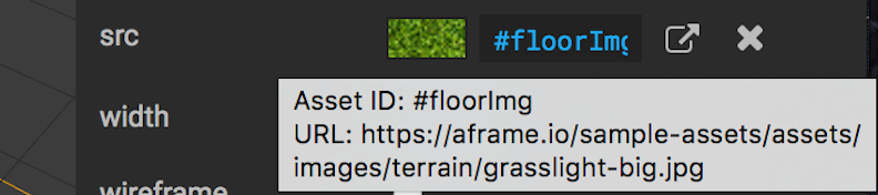 New features in A-Frame Inspector v0.5.0