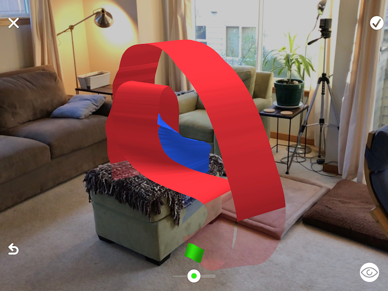 Experimenting with AR and the Web on iOS