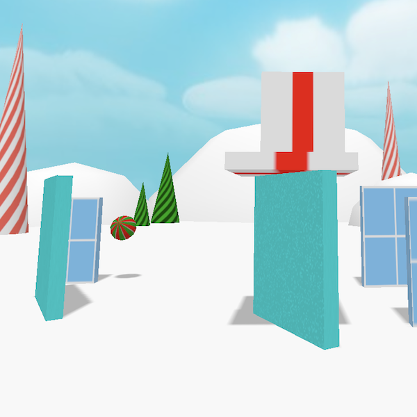 Jingle Smash, a WebVR Puzzler
