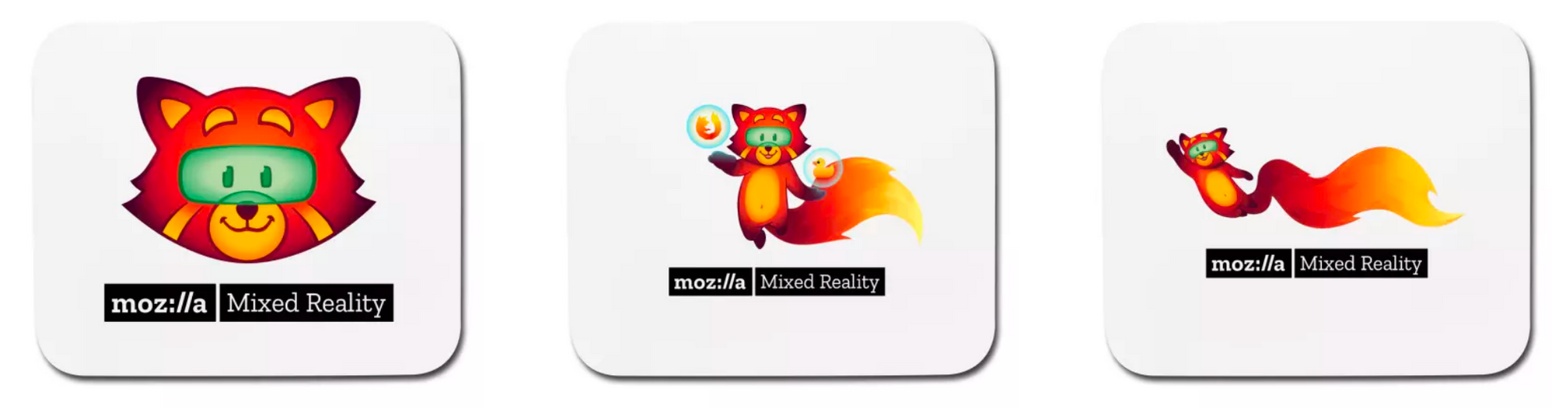 Announcing the Mozilla Mixed Reality Merch Store!